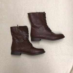 Rampage Combat Boot